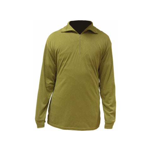Highlander Norwegian Army Shirt - Olive Green