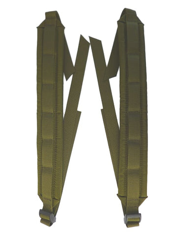 Berghaus Shoulder Straps Set - Cedar
