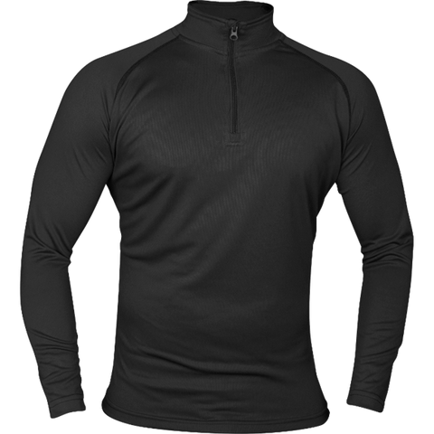 Viper Mesh-tech Armour Top - Black