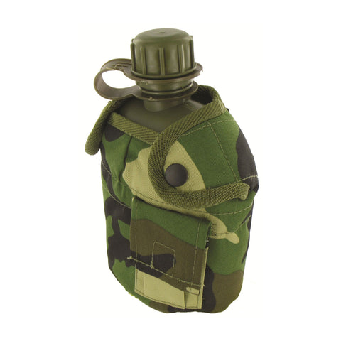 Highlander US style Water bottle - DPM