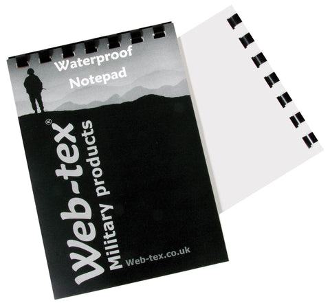 Web-tex Waterproof Notepad Refill