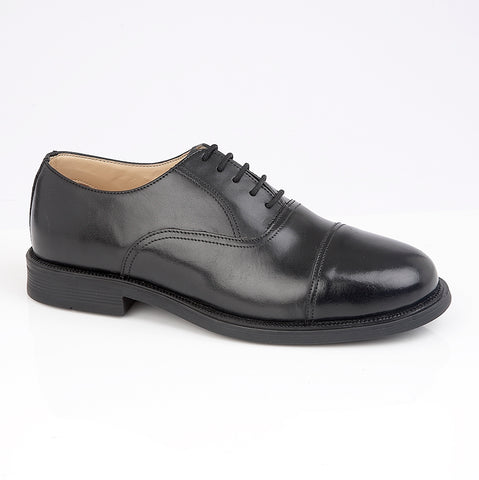 British Military Style Parade Shoes (Size 3-6)