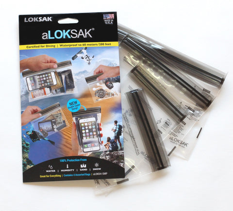 aLOKSAK Small Multi Pack (4 Pack)