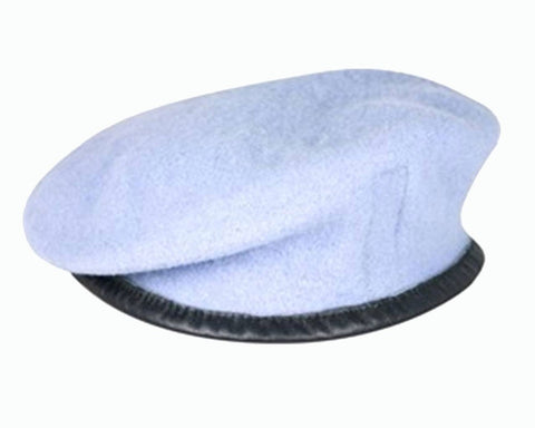 Firmin Small Crown Beret - Air Corps Blue