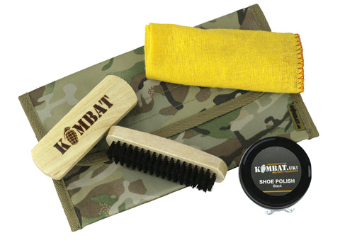 Kombat Military Boot Care Kit