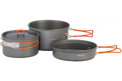 Vango Hard Anodised Adventure Cook Kit