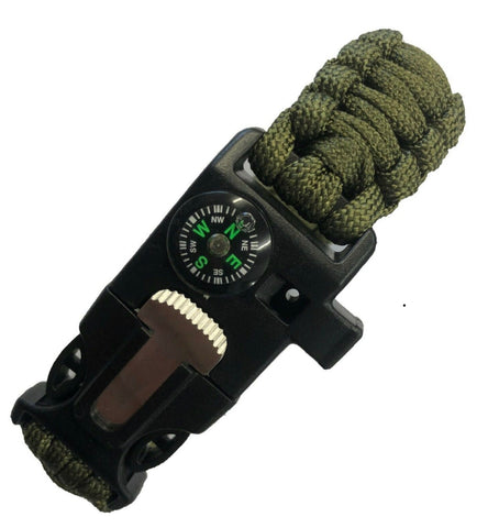5 in 1 Paracord bracelets