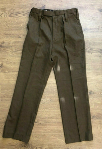 British Army Barrack Dress FADs Trousers - 84/84/100