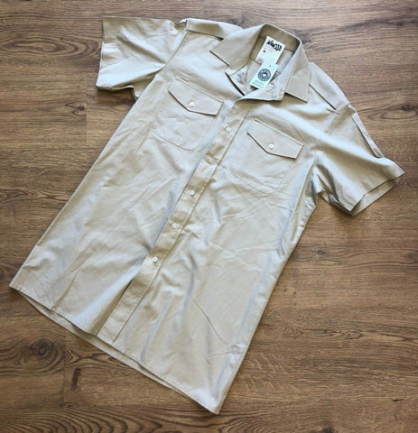 British Army Number 2 FADs Men's Short Sleeve Shirt