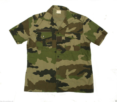 French Army CCE Short Sleeved Shirt