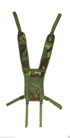 British Army DPM PLCE webbing Yoke
