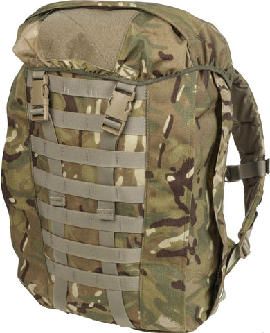 Marauder 40 Litre Patrol Pack with side zips