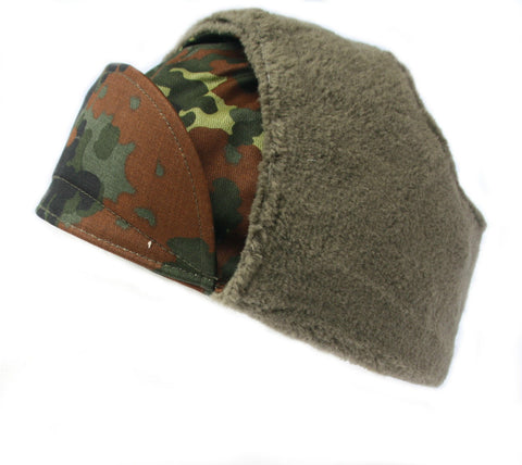 German Army Flecktarn Cold Weather Hat