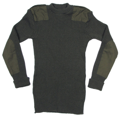 British Army Wooly Jumper