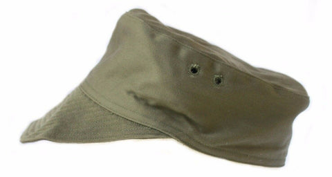 French Army F1 Olive Green Peaked Hat