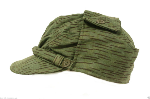 Czech Army M60 Peaked Hat - Splinter Camouflage