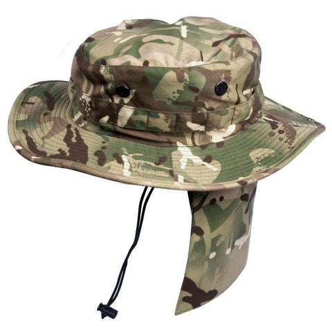 British Army Warm Weather Hat - MTP