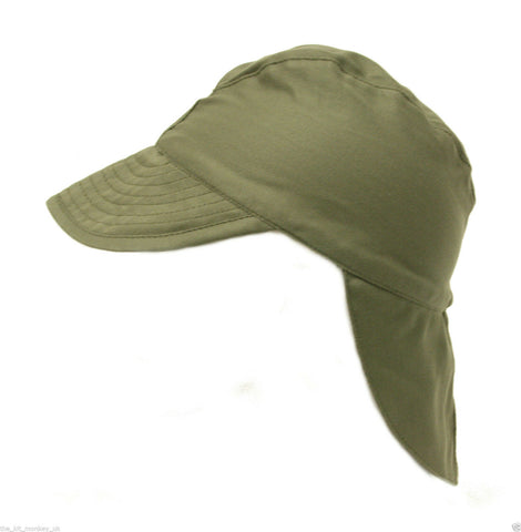 French Army Olive Green Warm Weather Hat
