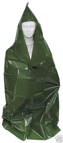 East German Army Poncho