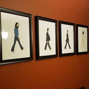 Beatles Abbey Road Prints