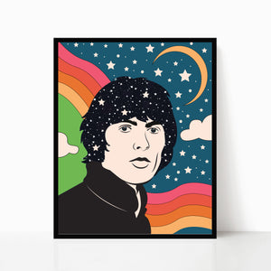 Beatles Psychedelic George