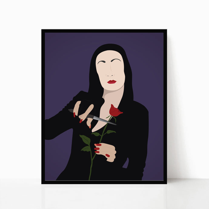 Morticia Addams - The Addams Family