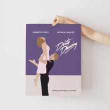 Dirty Dancing Minimalist Poster