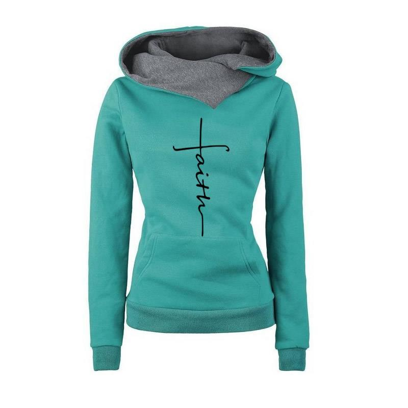 Forever In Style - Faith Pullover Hoodie
