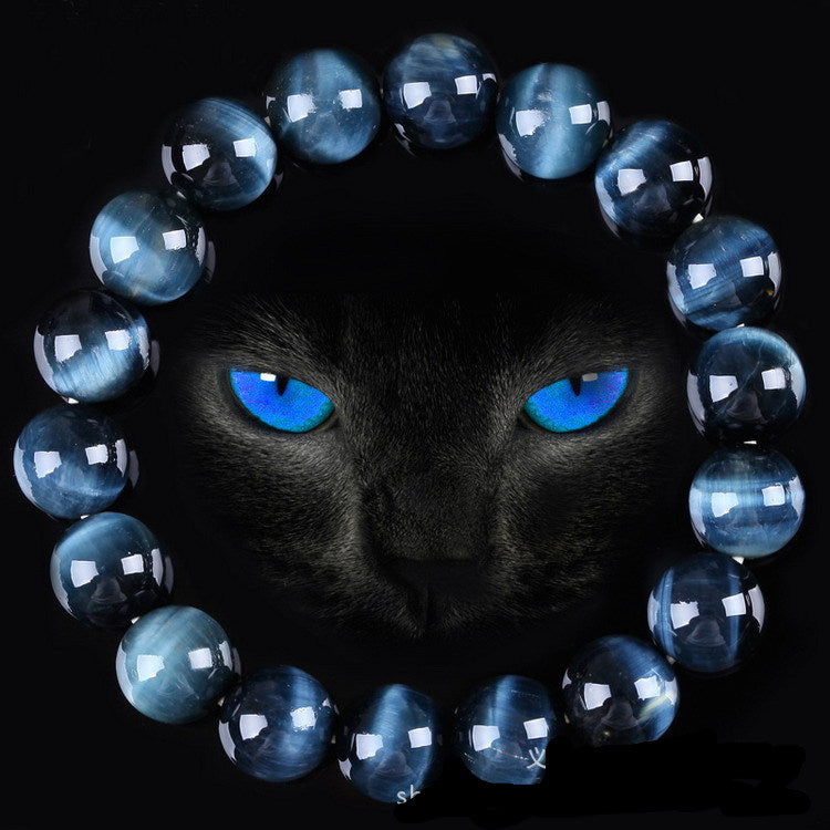 Deep Soul ™ Blue Tiger's Eye Bracelet