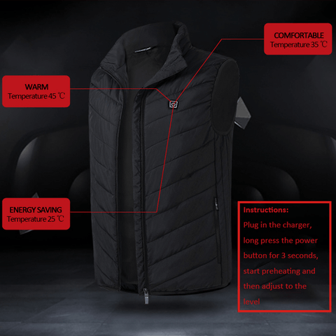 Heated Vest (Limited Edition)