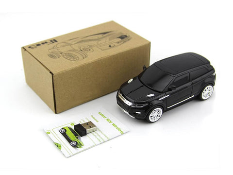 Image of Wireless Suv Sport Car Mouse