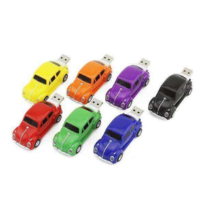 VW Beetle USB Memory Stick