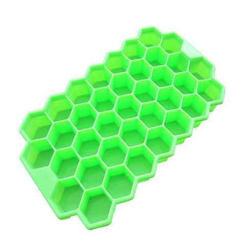 Image of Silicone Ice Cube Tray