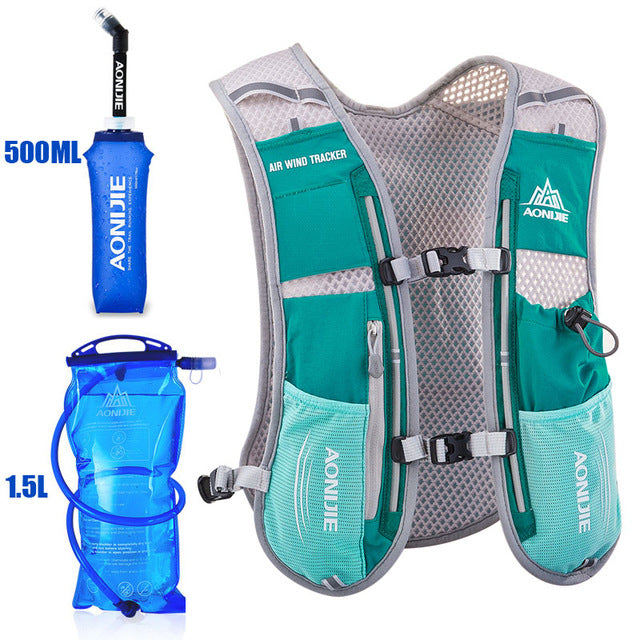 Trail Running Hydration Backpack