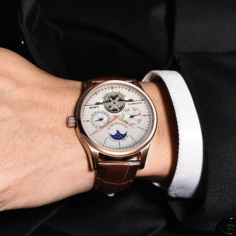 Image of Elegant Automatic Mechanical Watch