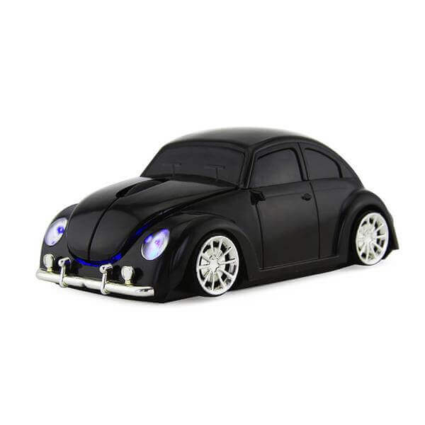 Wireless Beetle Car Mouse