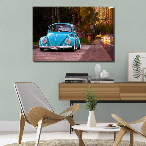 Beetle Poster Home Decor