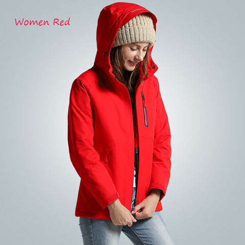 Image of Heated Jackets (Limited Edition)