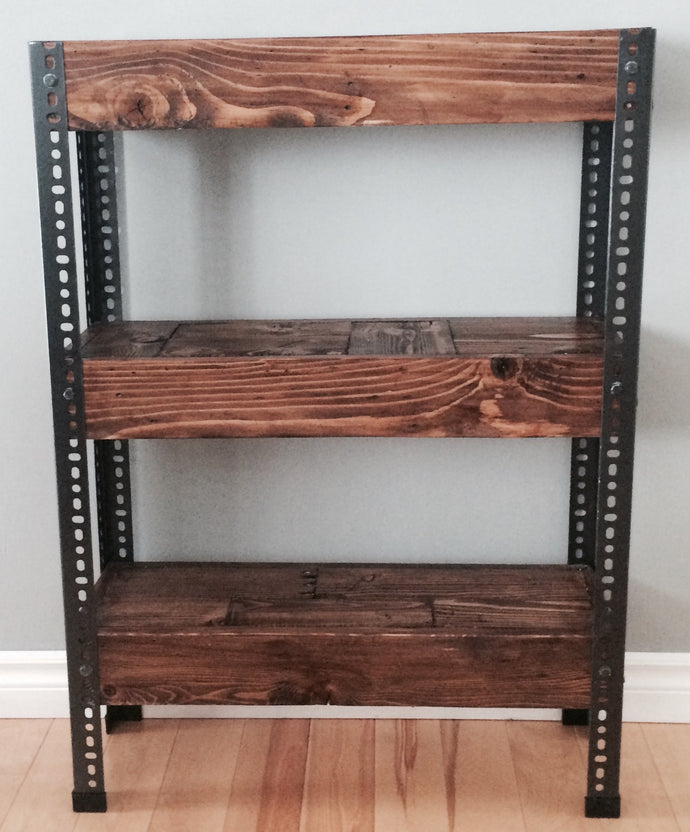 diy watch youtube project shelving unit industrial the shelf hqdefault easy
