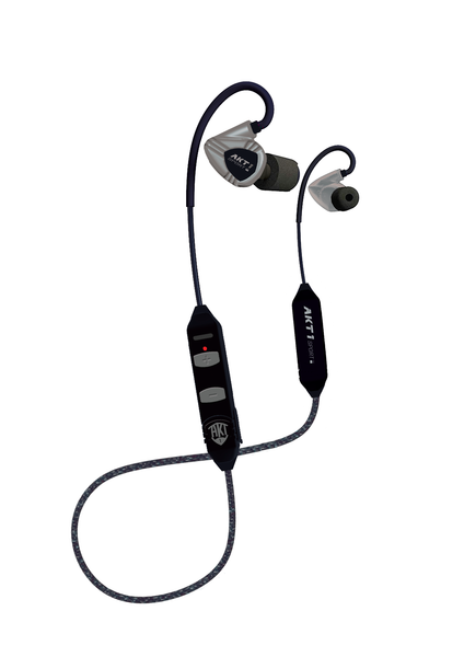 StrikePRO™ BT, IN-EAR Bluetooth Earbuds with Sound Isolating Technology