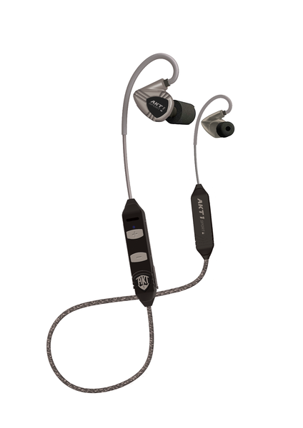 StrikePRO™ HTBT, IN-EAR Bluetooth Earbuds with Hear Through and Sound Isolating Technology