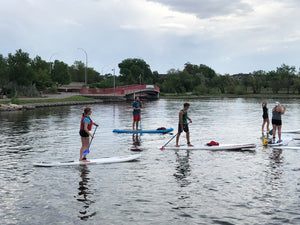 2021 Intro-to Stand Up Paddleboard!