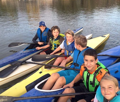 Kids Learn to Paddle: September 7 - October 2 - 2020