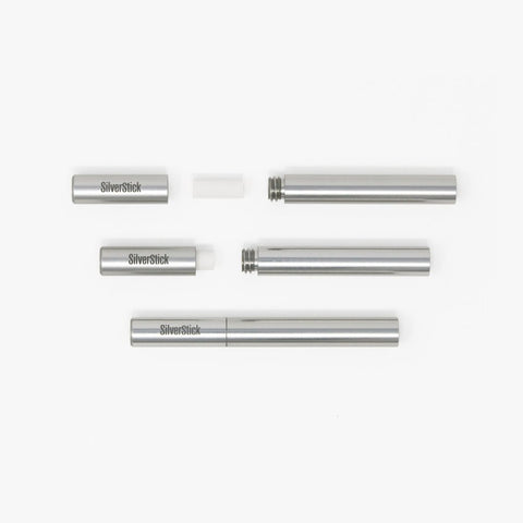 SILVERSTICK - SLIM Polished Silver