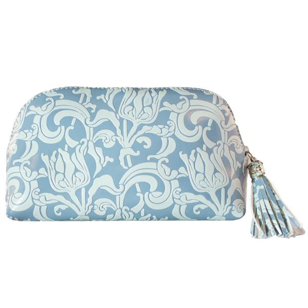 Mindy 2.0 Blue Embossed