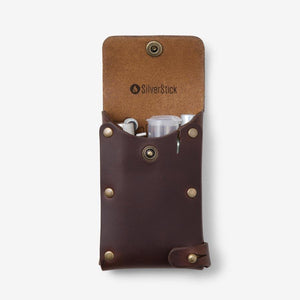 Leather Dugout - Russet Brown