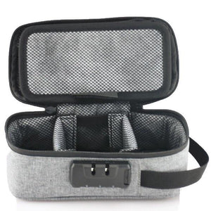 Smell Proof Lockable Soft Cases