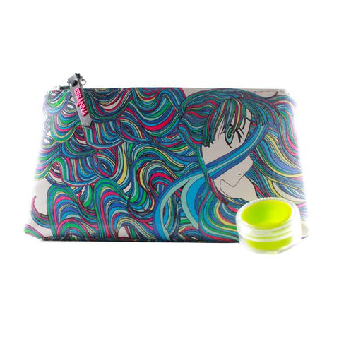 Glass Pouch Summer