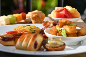 Le Brunch - chaud et froid   *** Minimum de 20 personnes ***