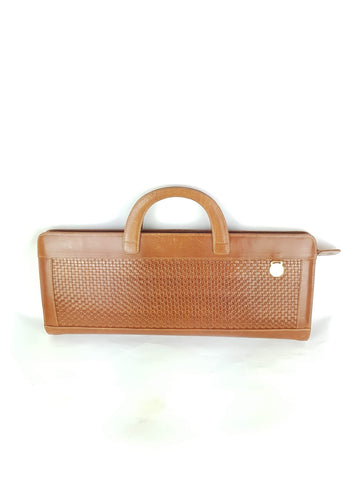 Mulberry Vintage envelope clutch bag